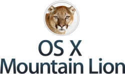 Have you met OSX 10.8 Mountain Lion